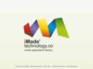 iMade logo.