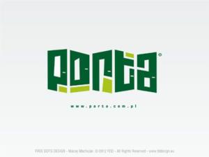 PORTA Drzwi - logotyp na konkurs