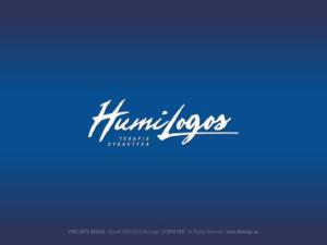 HumiLogos - logotyp i pełna identyfikacja wizualna firmy.
