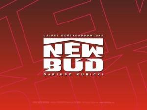 Logo dla Firmy New Bud.