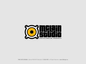 MCLAINE Studio logotyp.