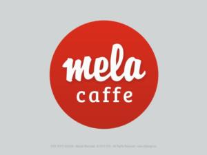 MELA CAFFE - logotyp.
