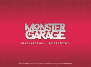 MonsterGarage logo