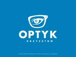 OPTYK KRZYSZTOŃ -  logotyp.