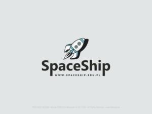 SpaceShip - logo