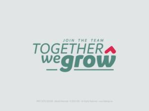 Together We Grow - logotyp