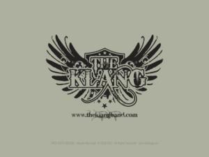 The Klang Band logotyp zespołu Blues-Rockowego