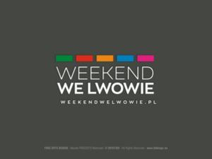 WEEKEND WE LWOWIE - logotyp