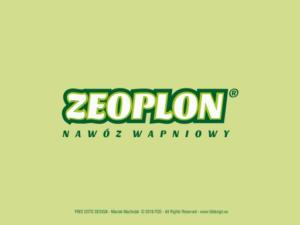 © ZEOPLON Nawóz Wapniowy - znak graficzny produktu dla firmy Ceramika Kufel.