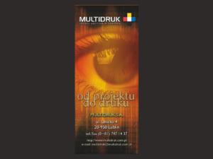 MULTIDRUK S.A. - Roll Up