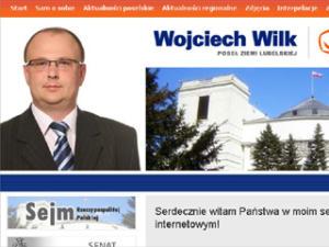 Wojciech Wilk - Poseł na Sejm RP